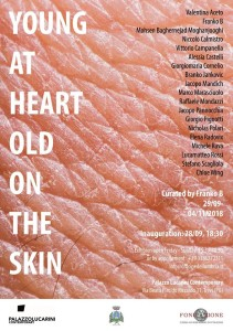manifesto di Young at heart, old in the skin