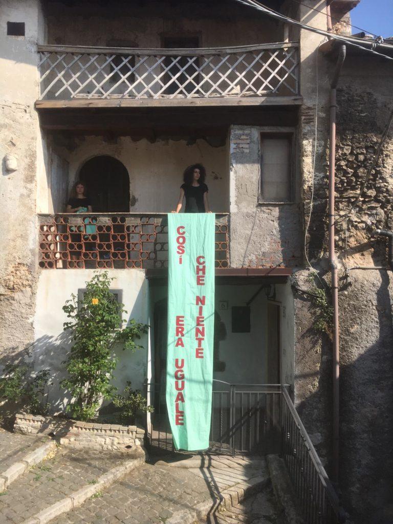 Pawel und Pavel, Uscita n.10, Pereto, Abruzzo, 6 luglio 2019.